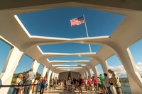 $35 for Pearl Harbor Tour for One from Aloha Hawaii Tours ($51.30 Value)