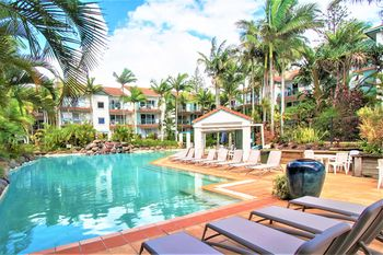 Book early and save 20% Grande Florida Beachside Resort Gold Coast