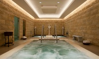 Spa Day Package with 50-Minute Massage, Facial, or Both at Qua Baths and Spa (Up to 55% Off)