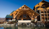 Spa Day with Massage for One or Two at Waterfalls Spa at Hope Lake Lodge (Up to 41% Off)