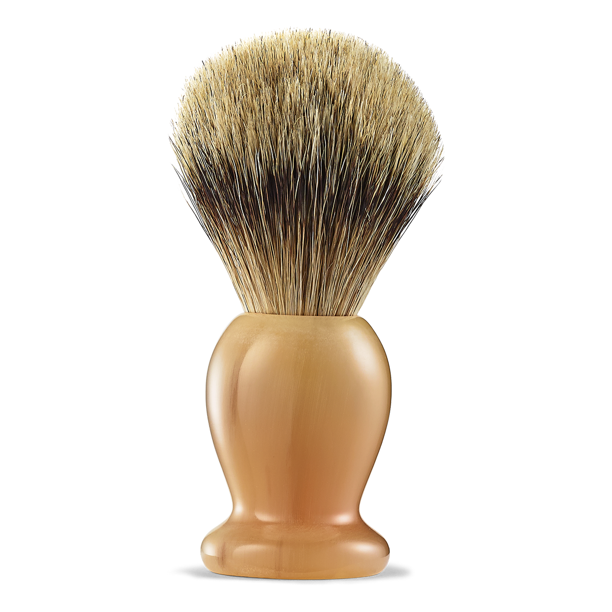 The Art of Shaving Brush Fine Badger - Horn #3