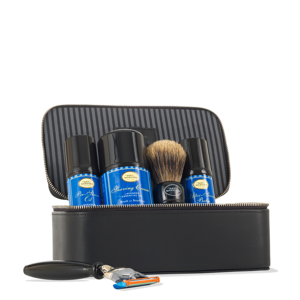 The Art of Shaving Fusion Travel Kit
