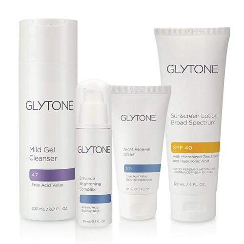 Glytone Brightening System